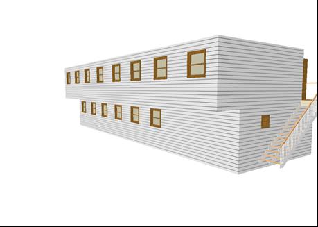 Модульные здания (бытовой городок) -  - фото 4